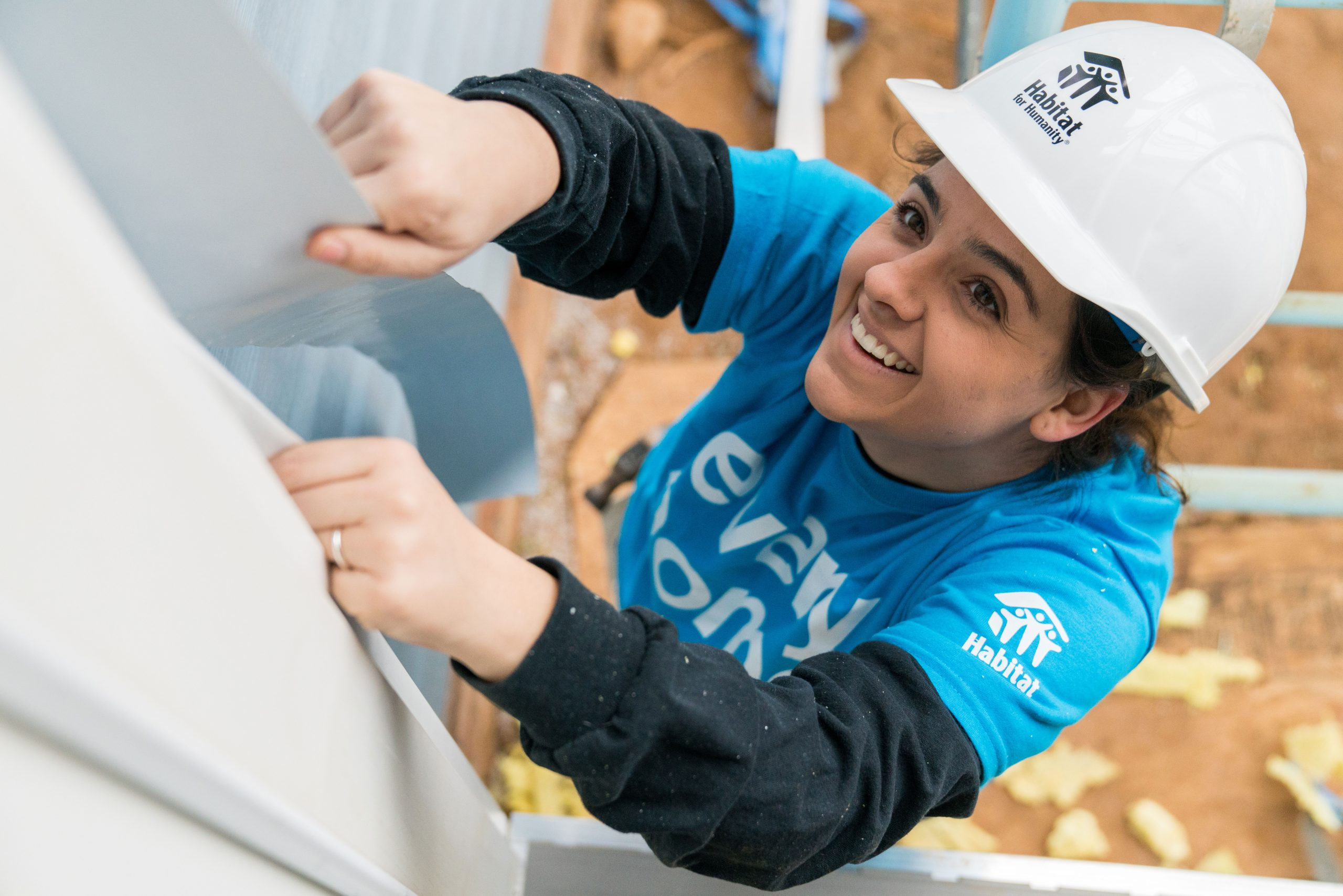 women in construction week highlight: Sarah Arnold