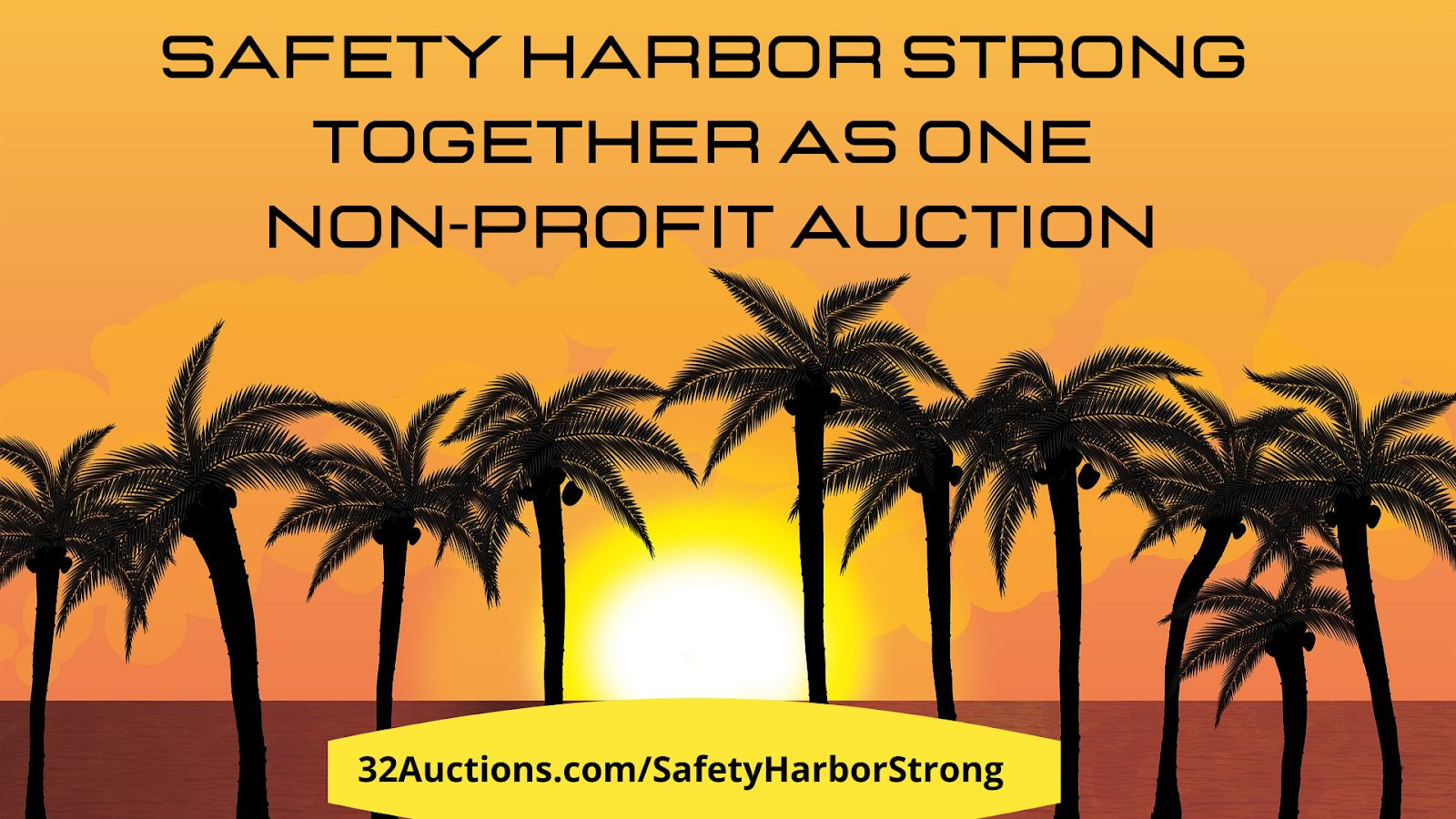 Online auction to benefit Safety Harbor non-profit organizations