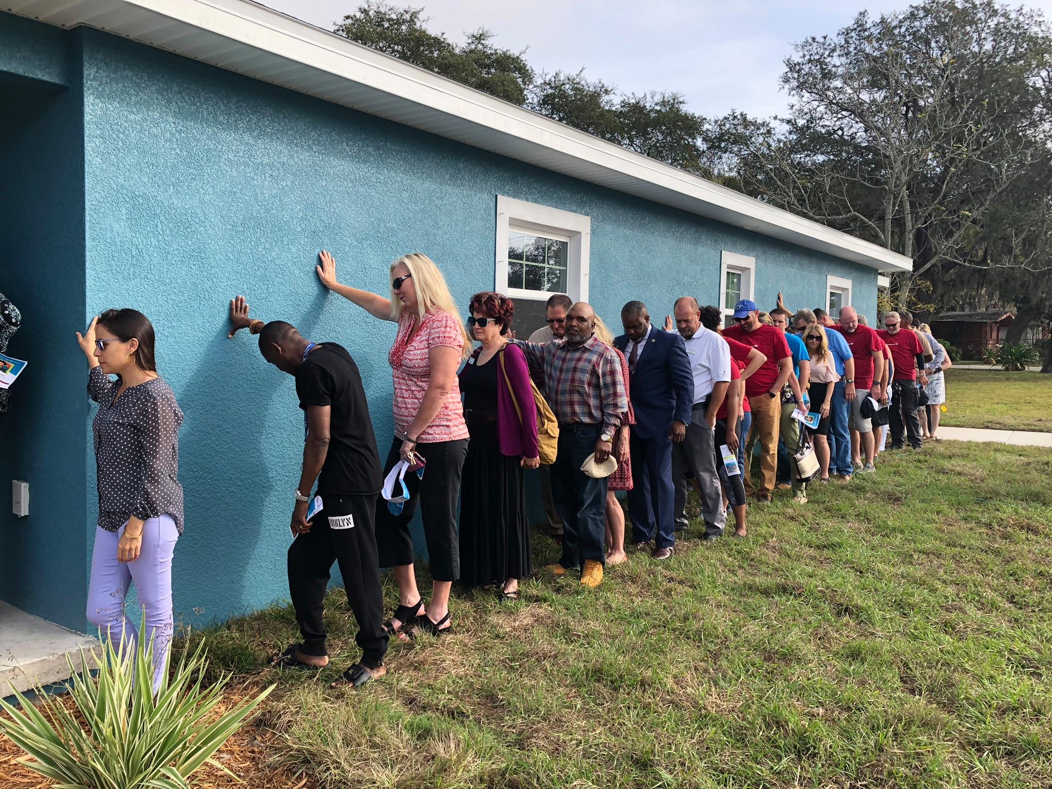 Meet Carla Jamison, Veterans Build 2018 Homeowner