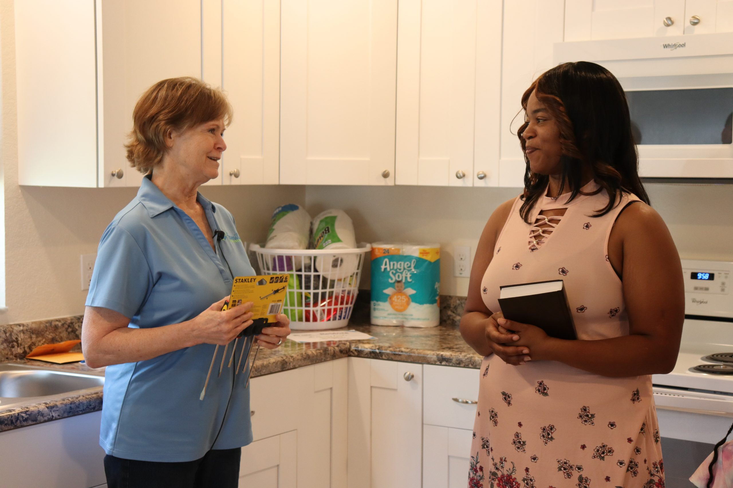 Pandemic doesn't stop Habitat for Humanity from building hope for families