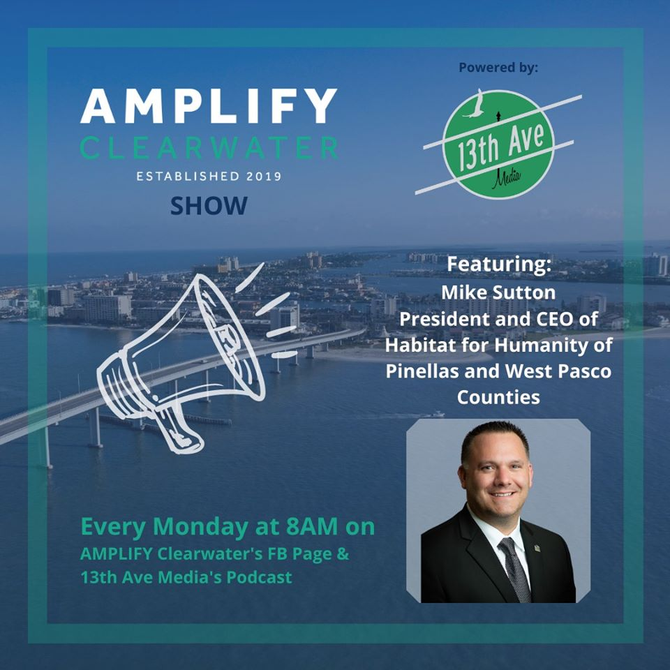 Amplify Clearwater Show with 13th Ave Media