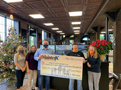 MaintenX International Partners with Habitat for Humanity to Build Home for Family of Five