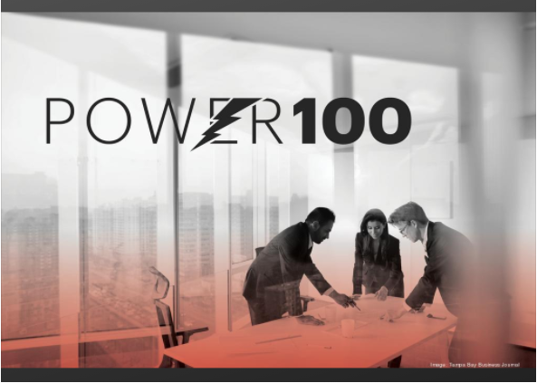 Power 100: Meet Tampa Bay's most influential leaders