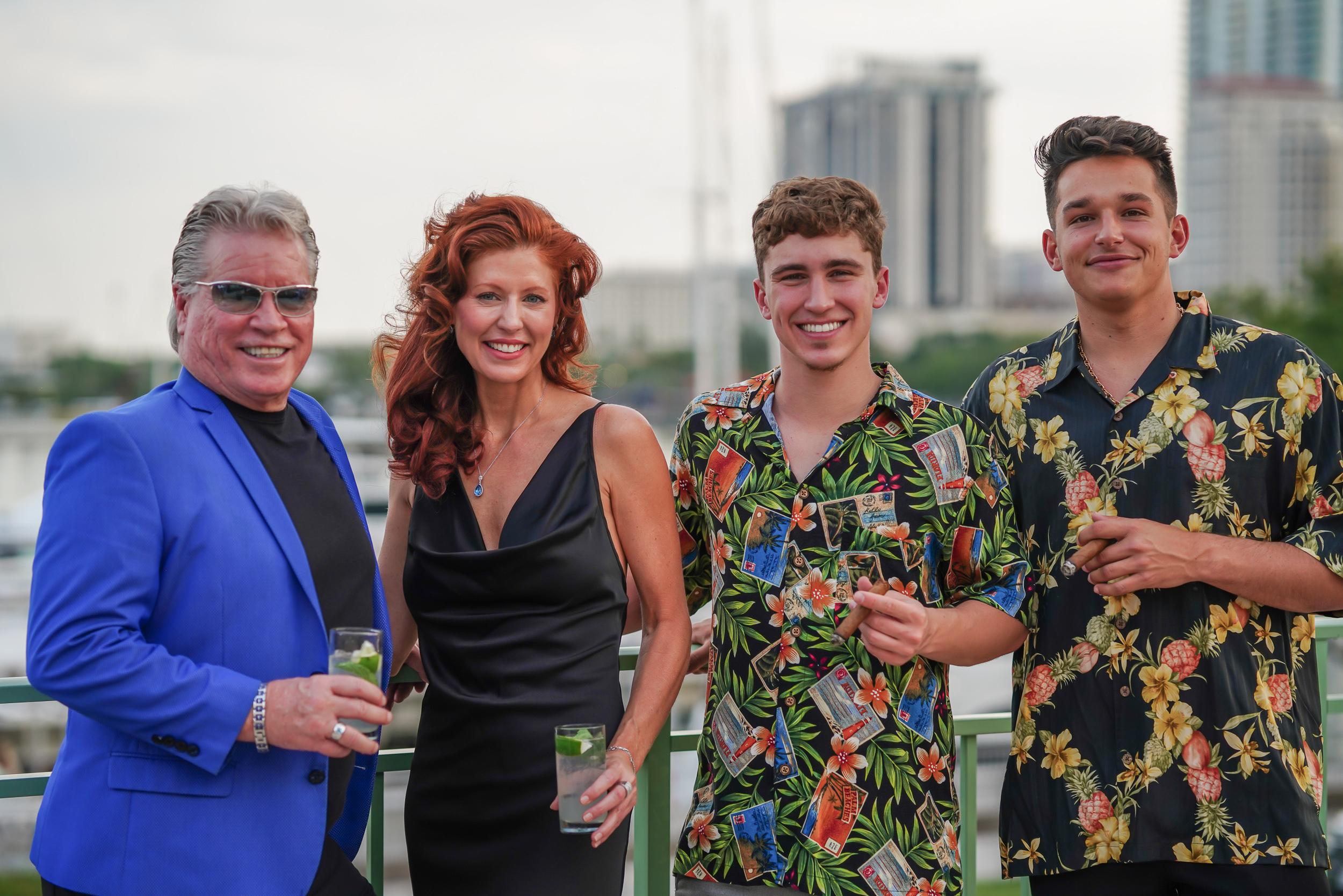 MaintenX International Supports Habitat for Humanity at Havana Nights Gala