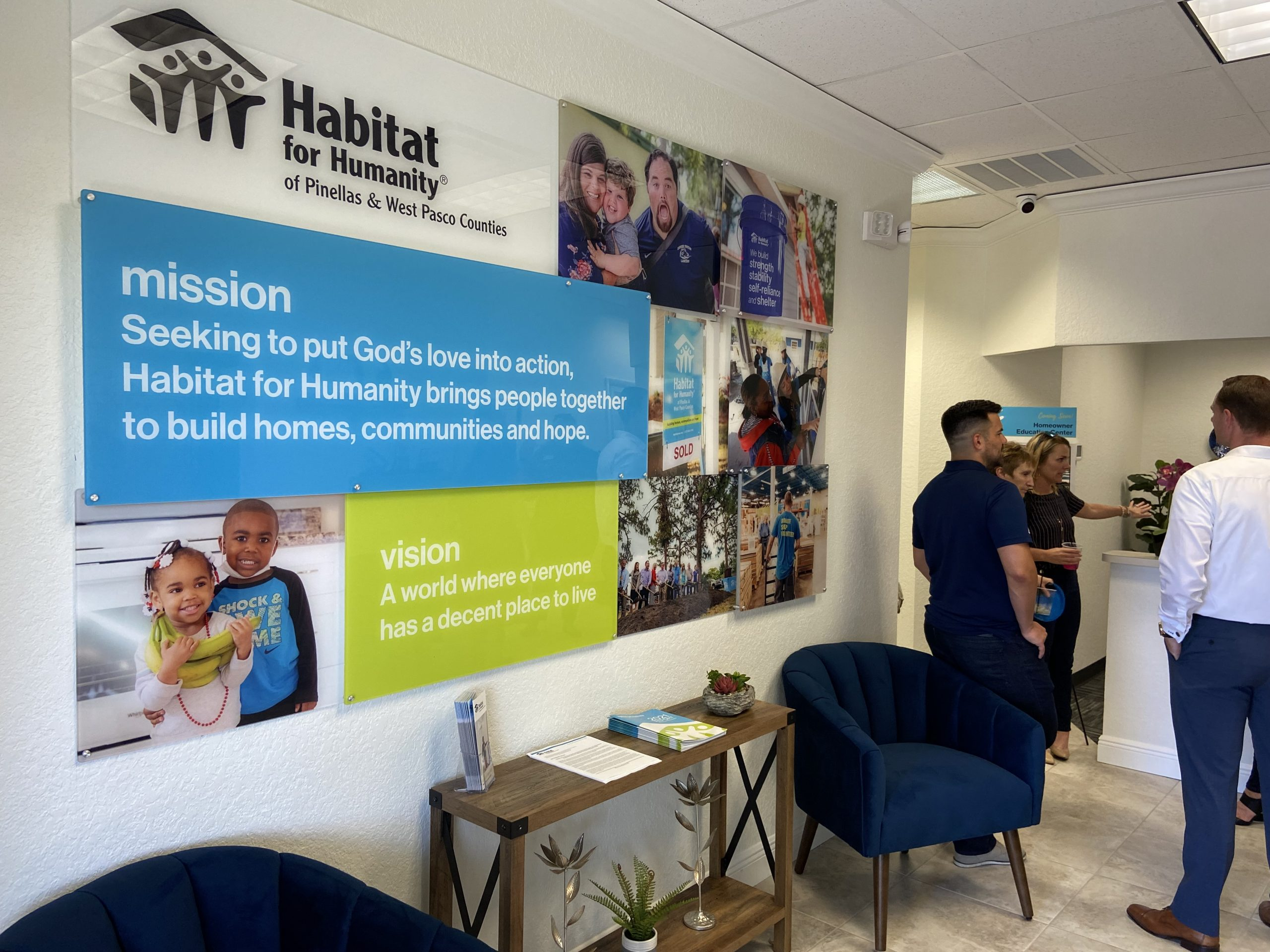 Habitat for Humanity opens administrative headquarters